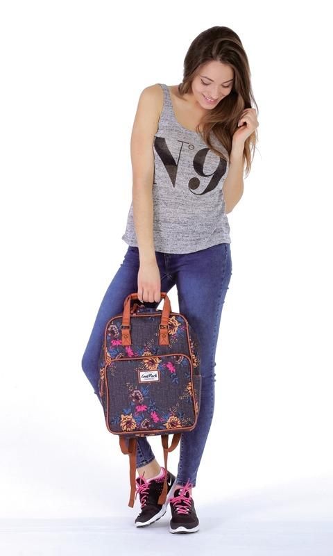 Plecak damski - do pracy sportowy i na laptopa dla modnej kobiety