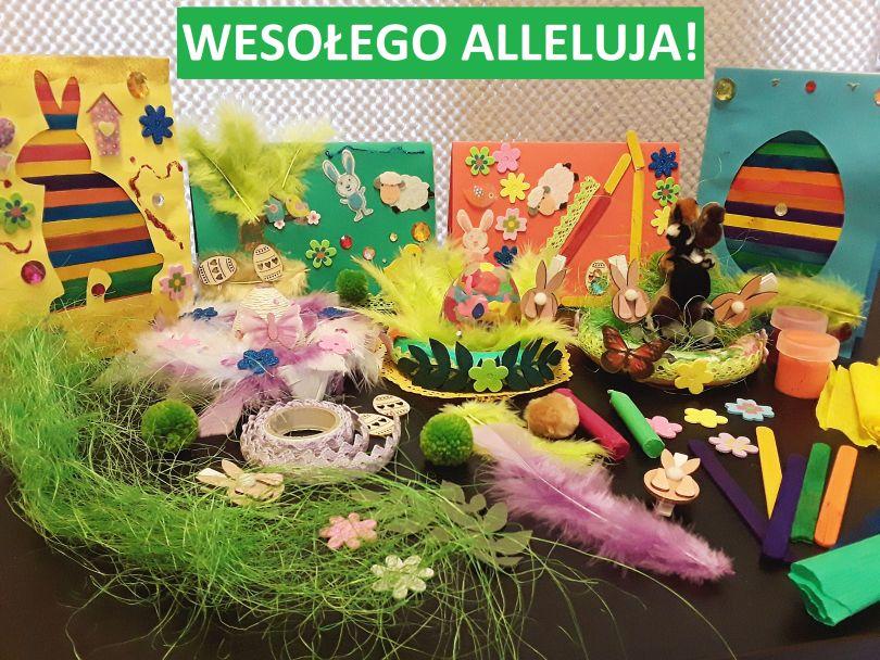 Wielkanocne inspiracje dzieci